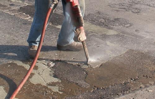 Concrete Breaking Contractors in Chennai